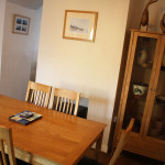 Dining Room - Flint Cottage.